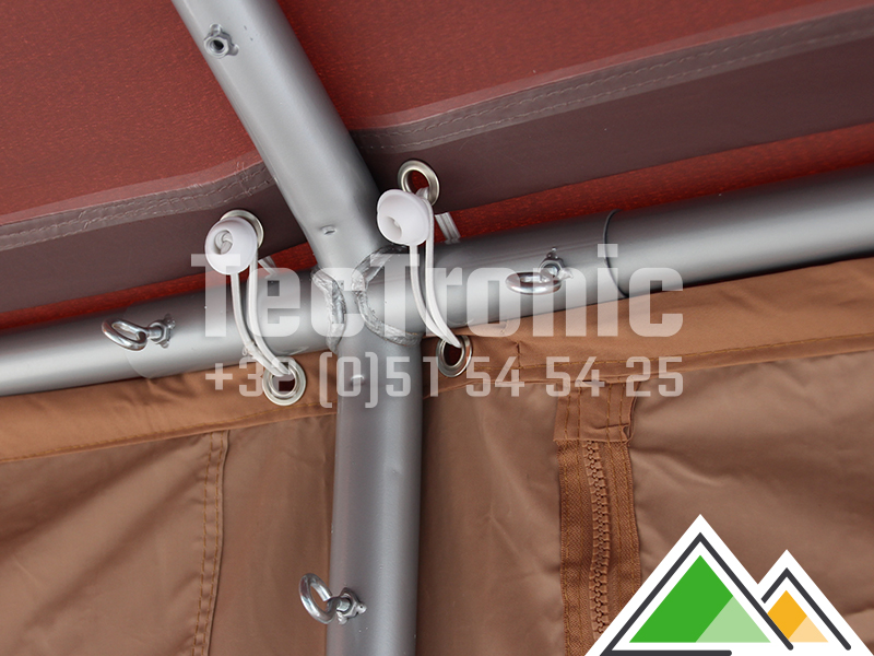 Hedendaags Luxe partytent 3x4 LC-09